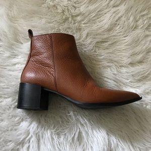 Everlane Boss Boot Cognac